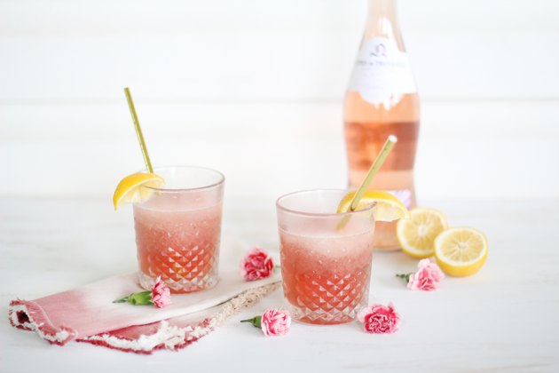 Frose cocktail