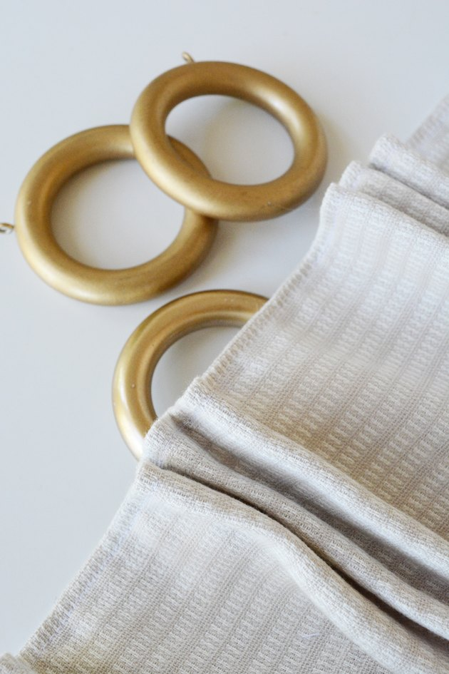 Attach Curtain Rings