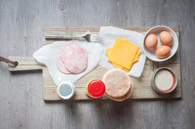 McDonald's Breakfast Sandwiches (Copycat Recipe)