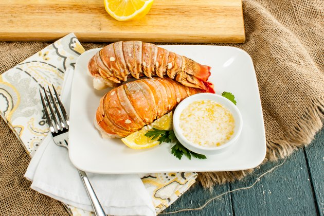 How To Cook Lobster Tails In A Microwave Ehow