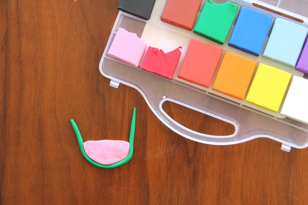 Clay to make erasers for back to school