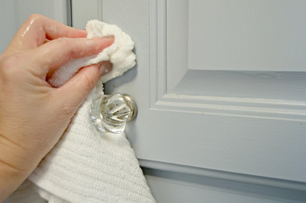 homemade kitchen cabinet cleaners