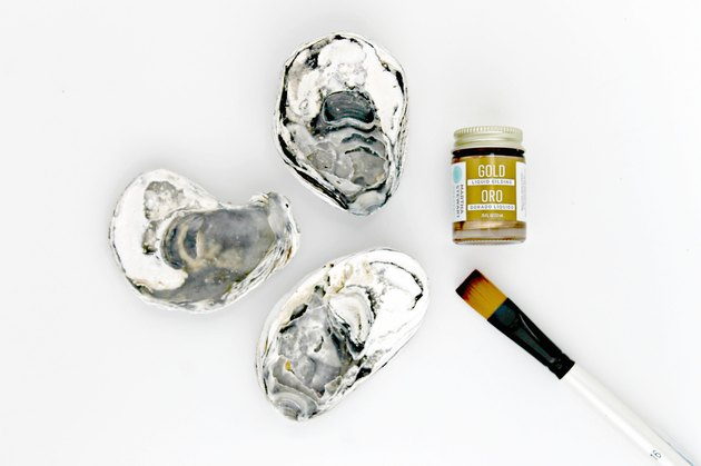 Oyster Shell DIY Supplies
