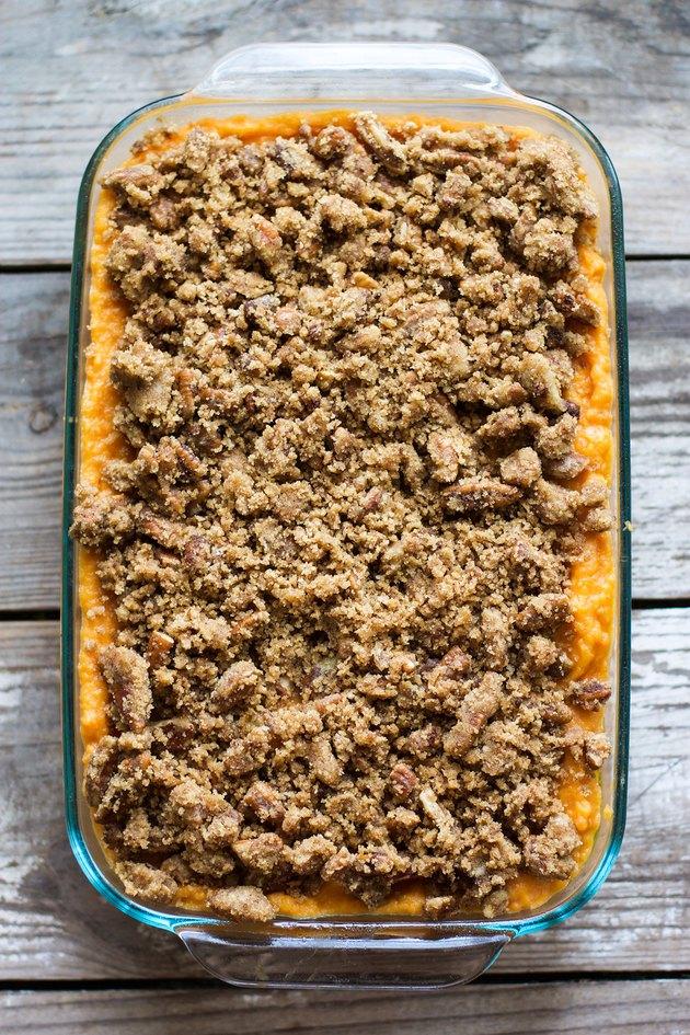 Family Favorite Sweet Potato Casserole Recipe