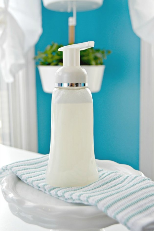 How To Make Foam Hand Soap