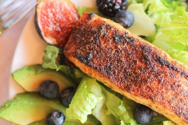 Bake Salmon Recipe