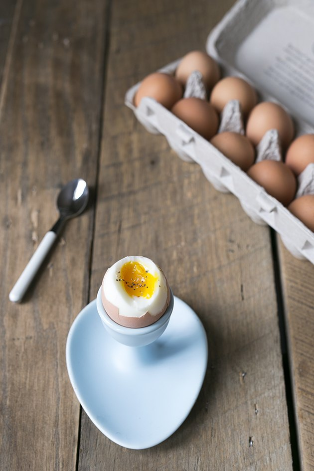 How to Cook a Perfect Soft-Boiled Egg | eHow