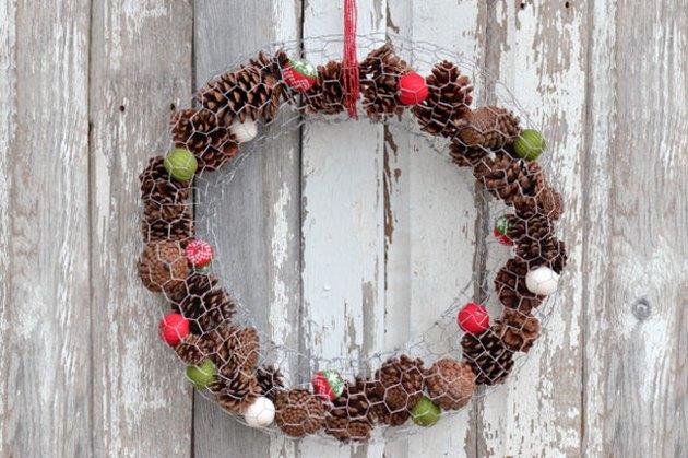 Seasonal Wreath