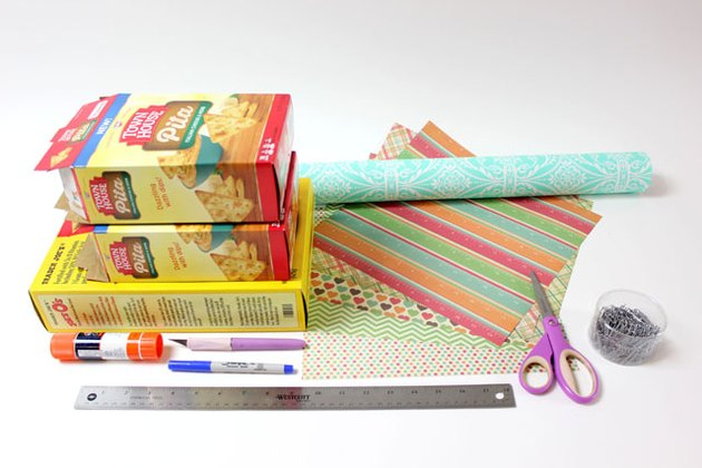 Materials for Desk Drawer Organizer