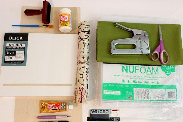 pillow laptop desk materials