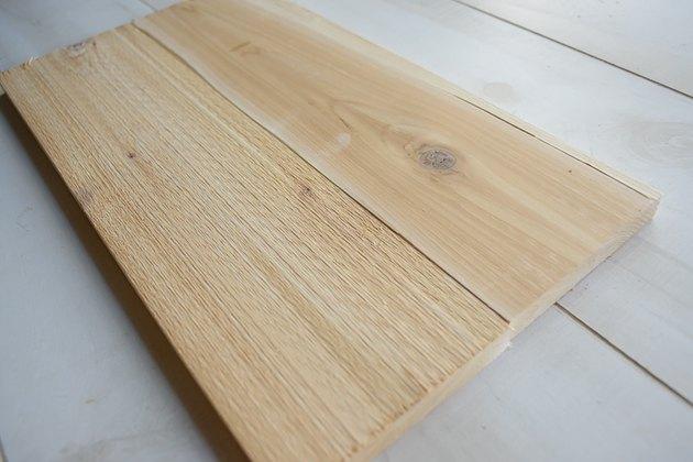 Rough and Smooth Cedar