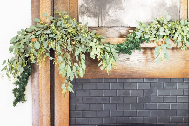 DIY Natural Holiday Greenery