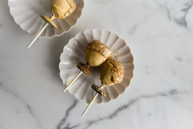 Champagne Glass Cake Pops are a fun and delicious addition to your next party!