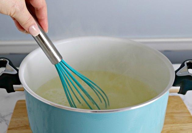 homemade liquid Castile soap tutorial