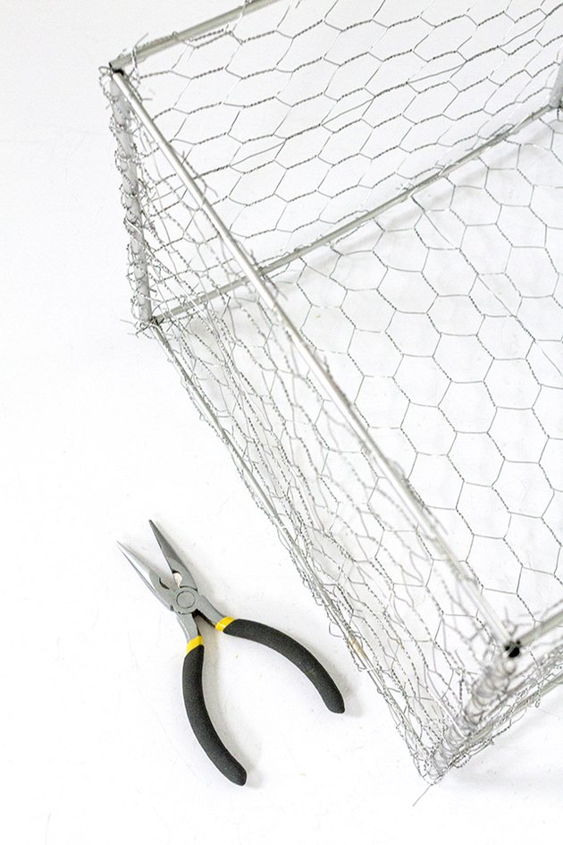 Clean up rough wire