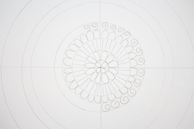 Drawing swirls