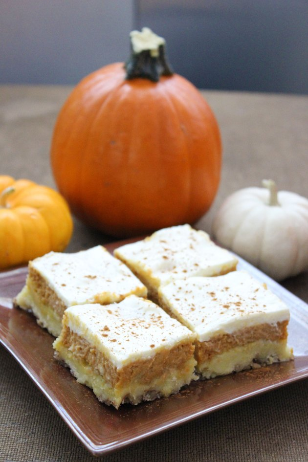 pumpkin crisp