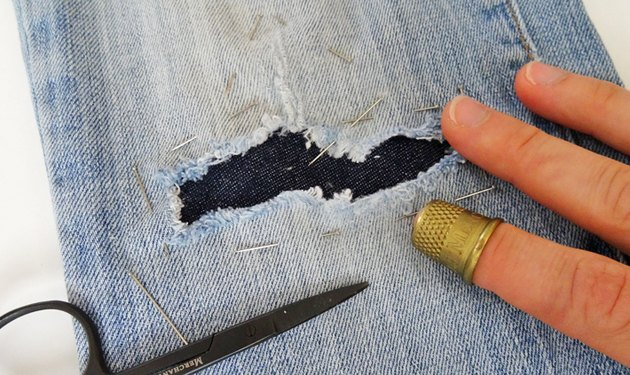 Clever Ways to Mend a Hole in Clothing