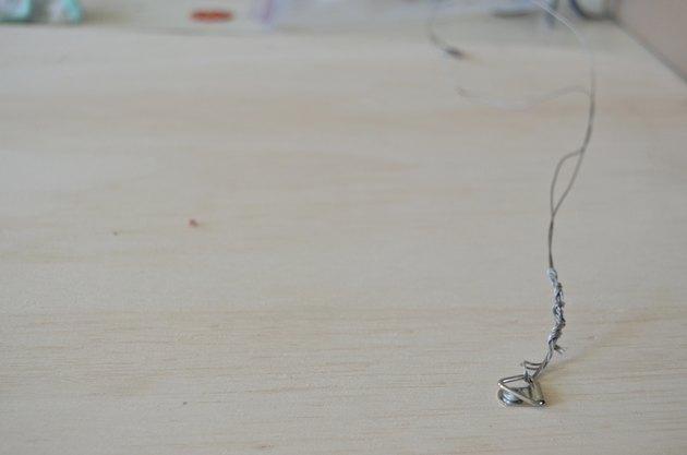 Screw in hanging hardware