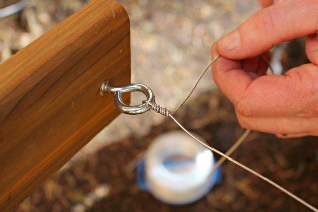 twisting 14 gauge wire