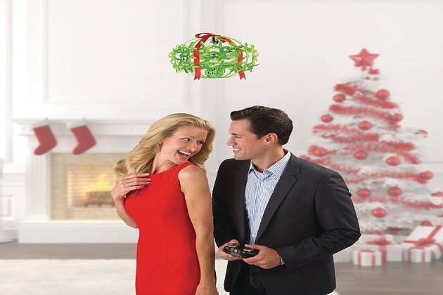 This man uses the Mistletoe Drone to good effect.