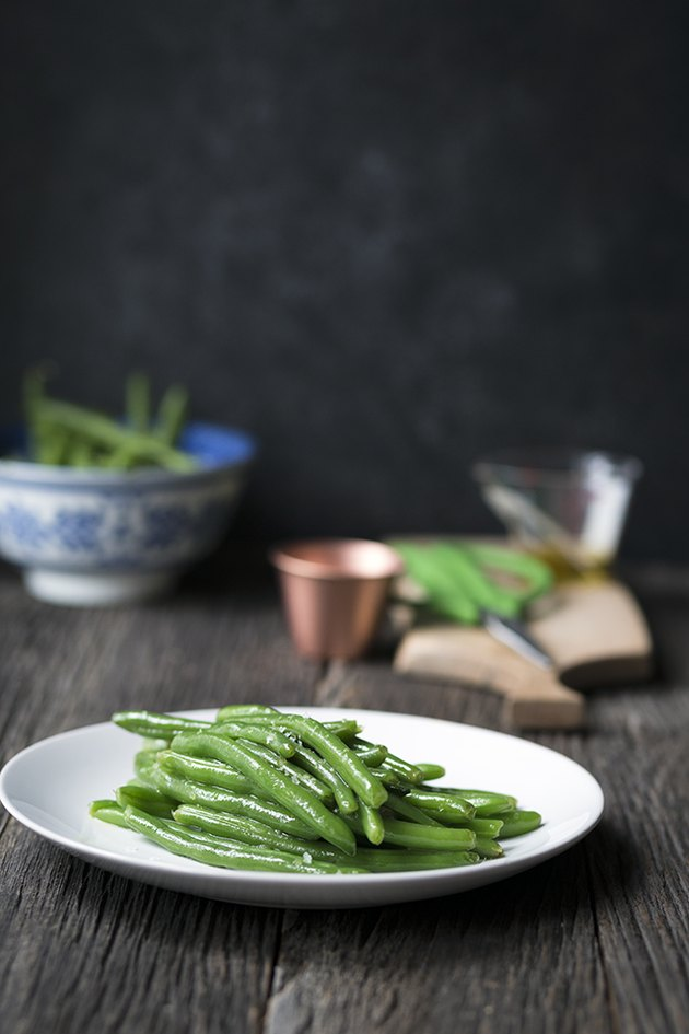 How to Cook Fresh Green Beans | eHow