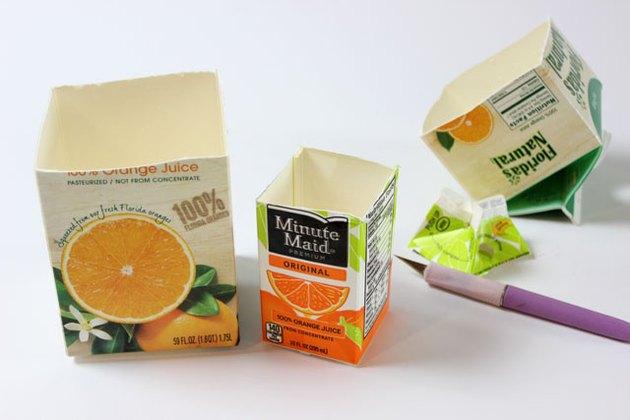 cut cartons