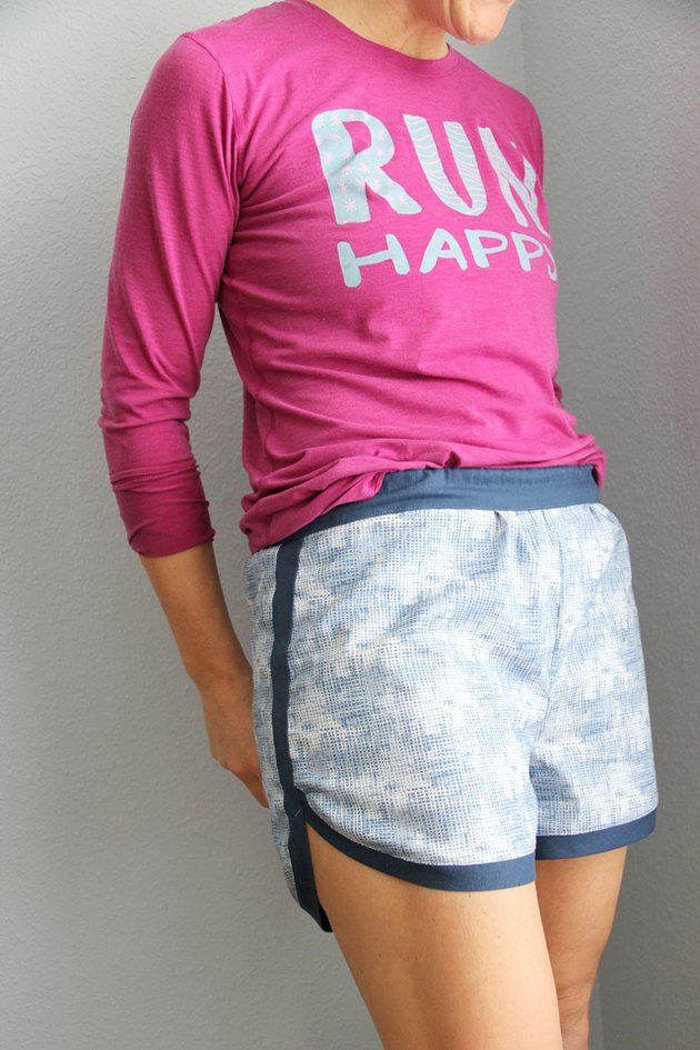 Prefontaine style women's shorts pattern