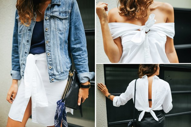 4 Ways to Wear a Button-Down Shirt