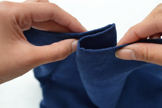 Make a double fold