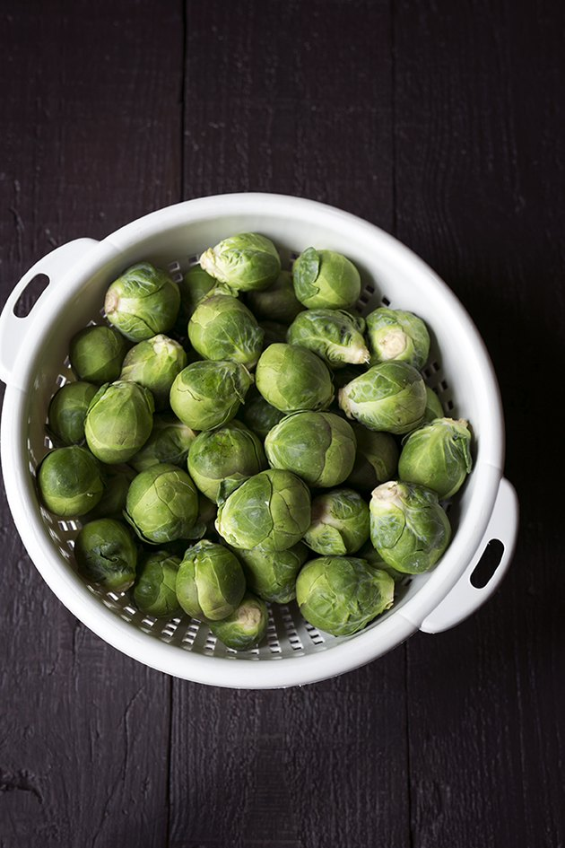How to Roast Brussels Sprouts | eHow