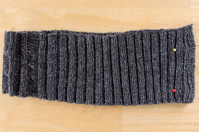 Fold strip