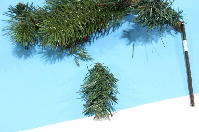 artificial pine