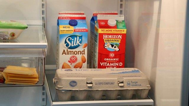 Milk & Eggs