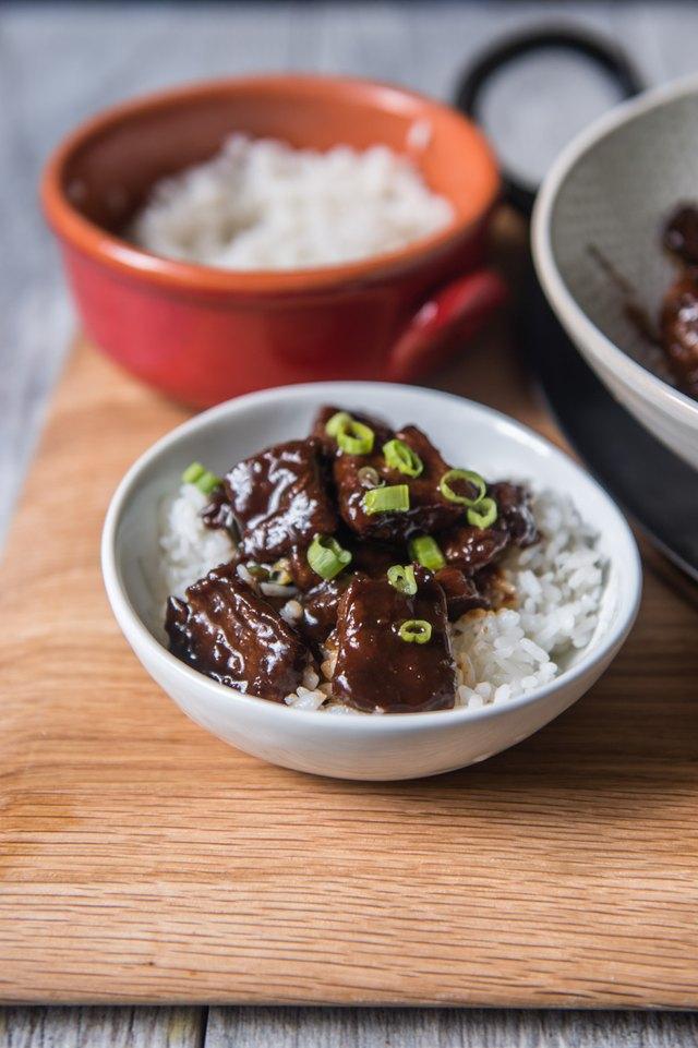 Copycat Recipe: P.F. Chang's Mongolian Beef