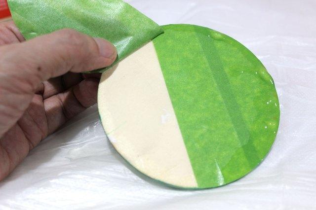 remove tape