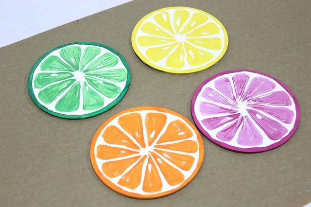 paint fruit