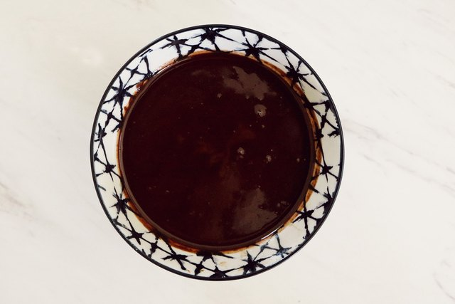 Chocolate dipping sauce