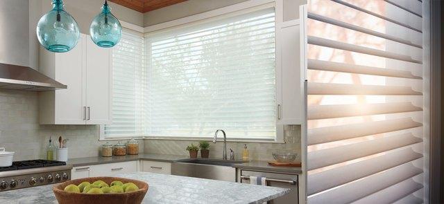 LEVOLOR window treatments