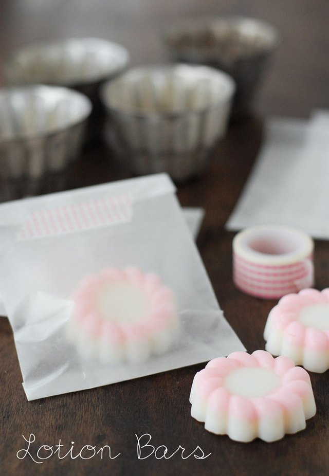 Get Your Skin Ready for Summer with These DIY Floral Lotion Bars