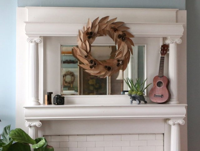 Display wreath