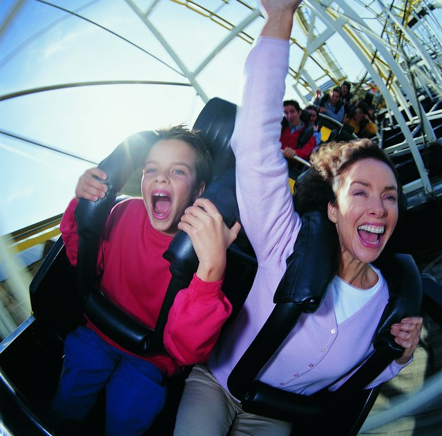 Older moms are ready to experience the joy of childhood again.