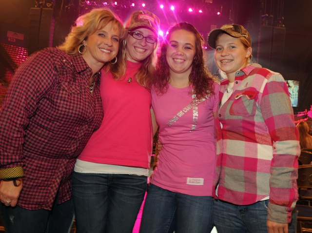 Jason Aldean's 6th Annual Concert For The Cure
