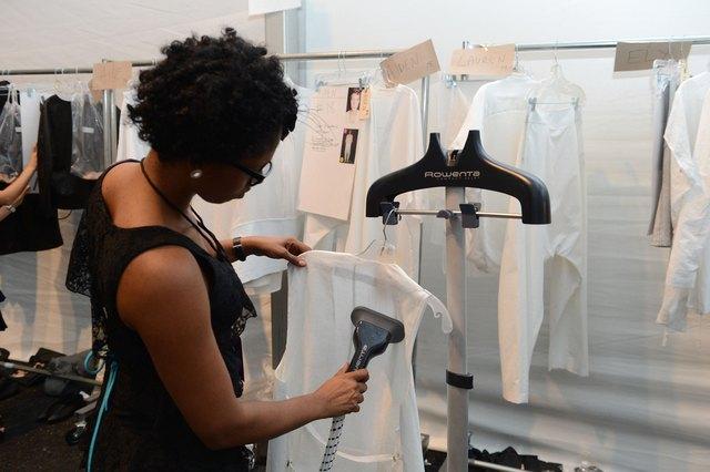 Seen Around Lincoln Center - Day 2 - Spring 2013 Mercedes-Benz Fashion Week