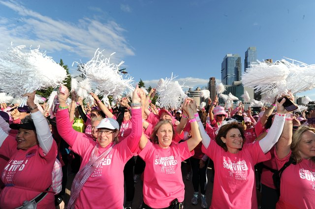 2011 Breast Cancer Global Congress & Avon Walk For Breast Cancer New York