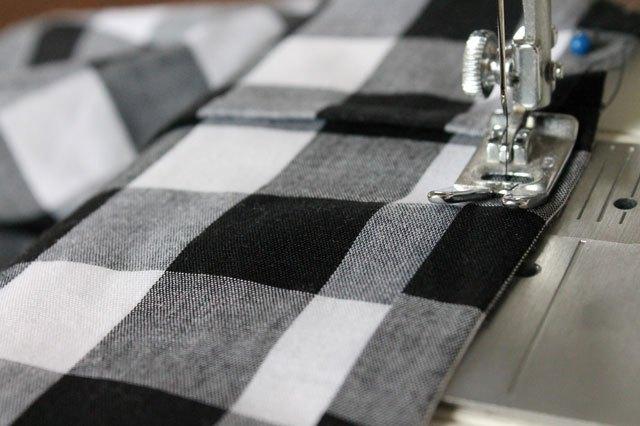 sew new hem