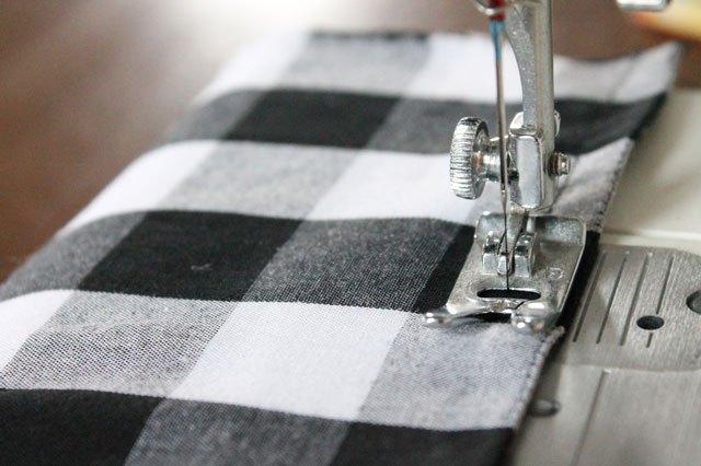 sew along fold