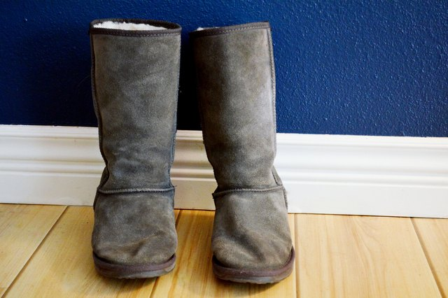 How To Remove Stains On Uggs Ehow