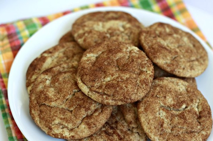 Easy to Make Snickerdoodle Cookies