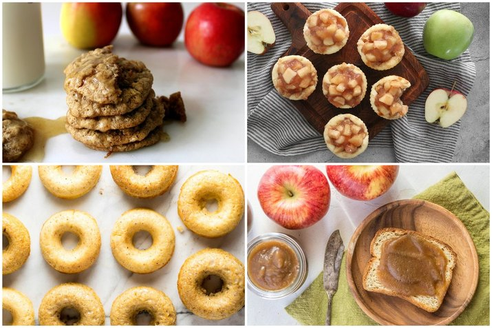 12 Tasty Recipes for Apple Lovers